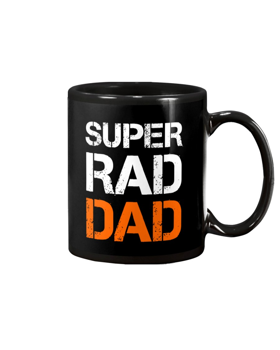 Super Rad Dad Mug
