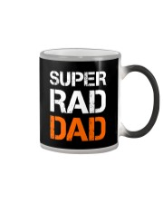 Super Rad Dad Color Changing Mug thumbnail