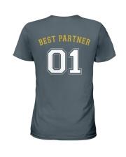 Best Partner Ladies T-Shirt back