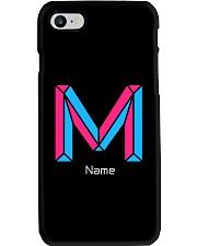 Modern Letter M Phone Case thumbnail