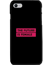 The Future Is Female Phone Case thumbnail