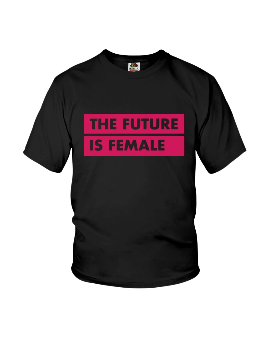 The Future Is Female Youth T-Shirt