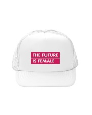 The Future Is Female Trucker Hat thumbnail