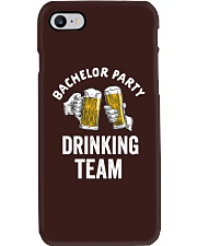 Bachelor Party Drinking Team Phone Case thumbnail