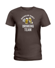 Bachelor Party Drinking Team Ladies T-Shirt thumbnail