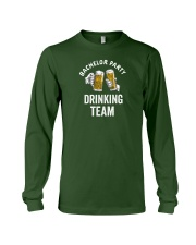Bachelor Party Drinking Team Long Sleeve Tee tile