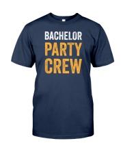 Bachelor Party Crew Classic T-Shirt thumbnail