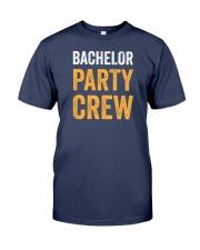 Bachelor Party Crew Premium Fit Mens Tee thumbnail