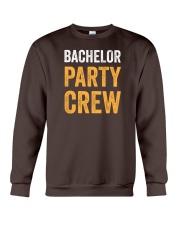 Bachelor Party Crew Crewneck Sweatshirt thumbnail
