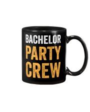 Bachelor Party Crew Mug thumbnail