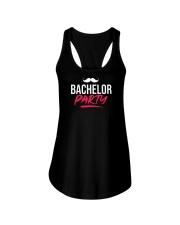 Bachelor Party Ladies Flowy Tank thumbnail