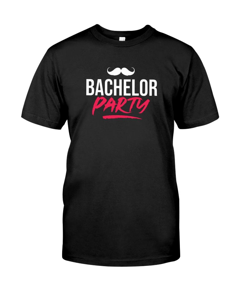 Bachelor Party Classic T-Shirt