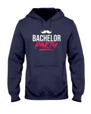 Bachelor Party Hooded Sweatshirt thumbnail