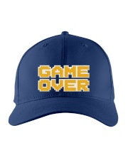 Game Over I'm Engaged Embroidered Hat thumbnail