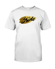 The Bride Classic T-Shirt thumbnail