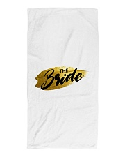 The Bride Beach Towel thumbnail