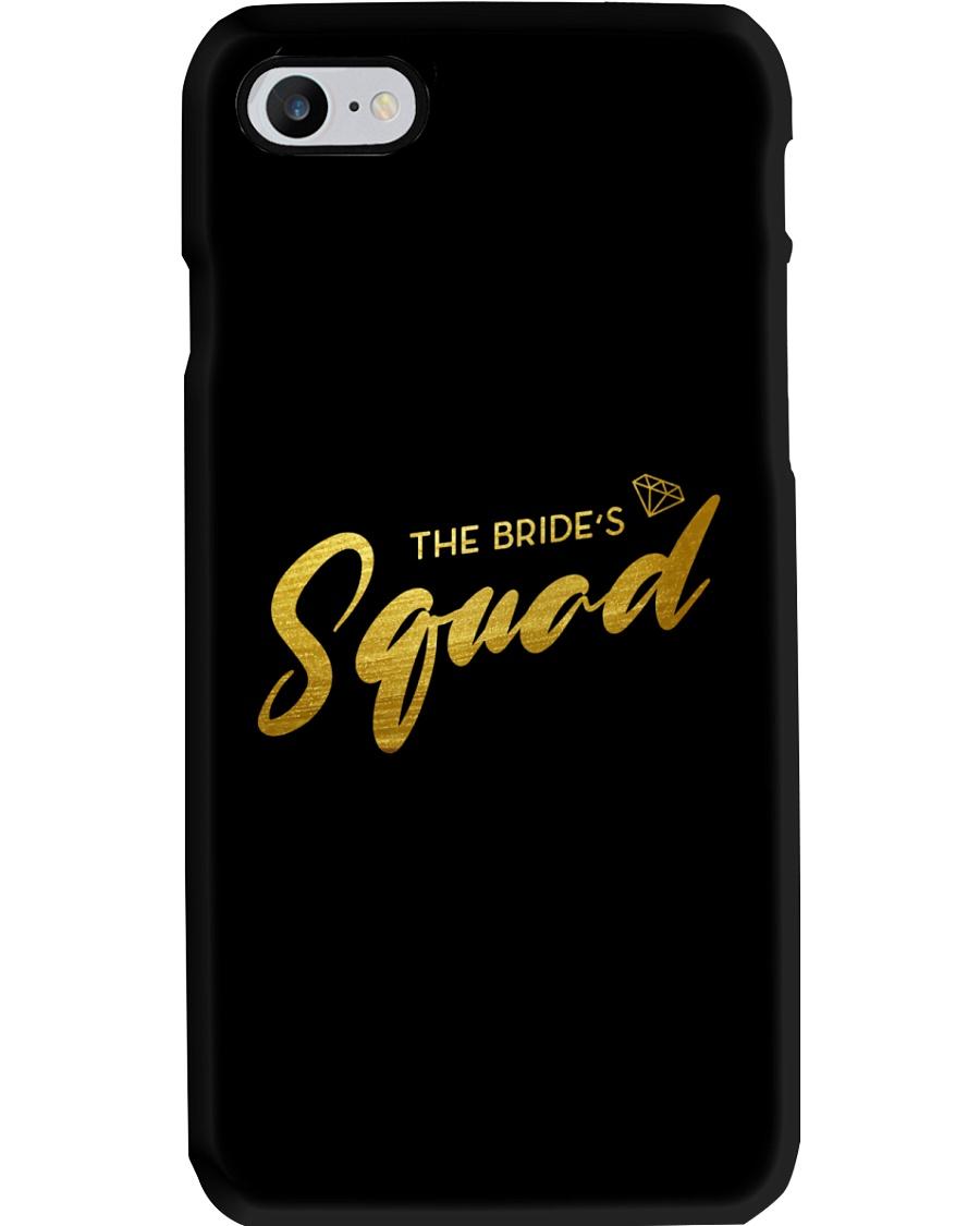 Bride's Squad Phone Case