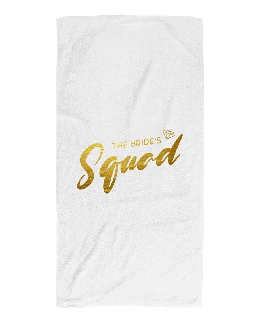 Bride's Squad Beach Towel