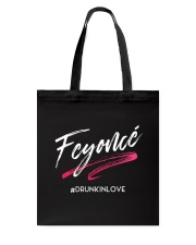 Feyonce Tote Bag front