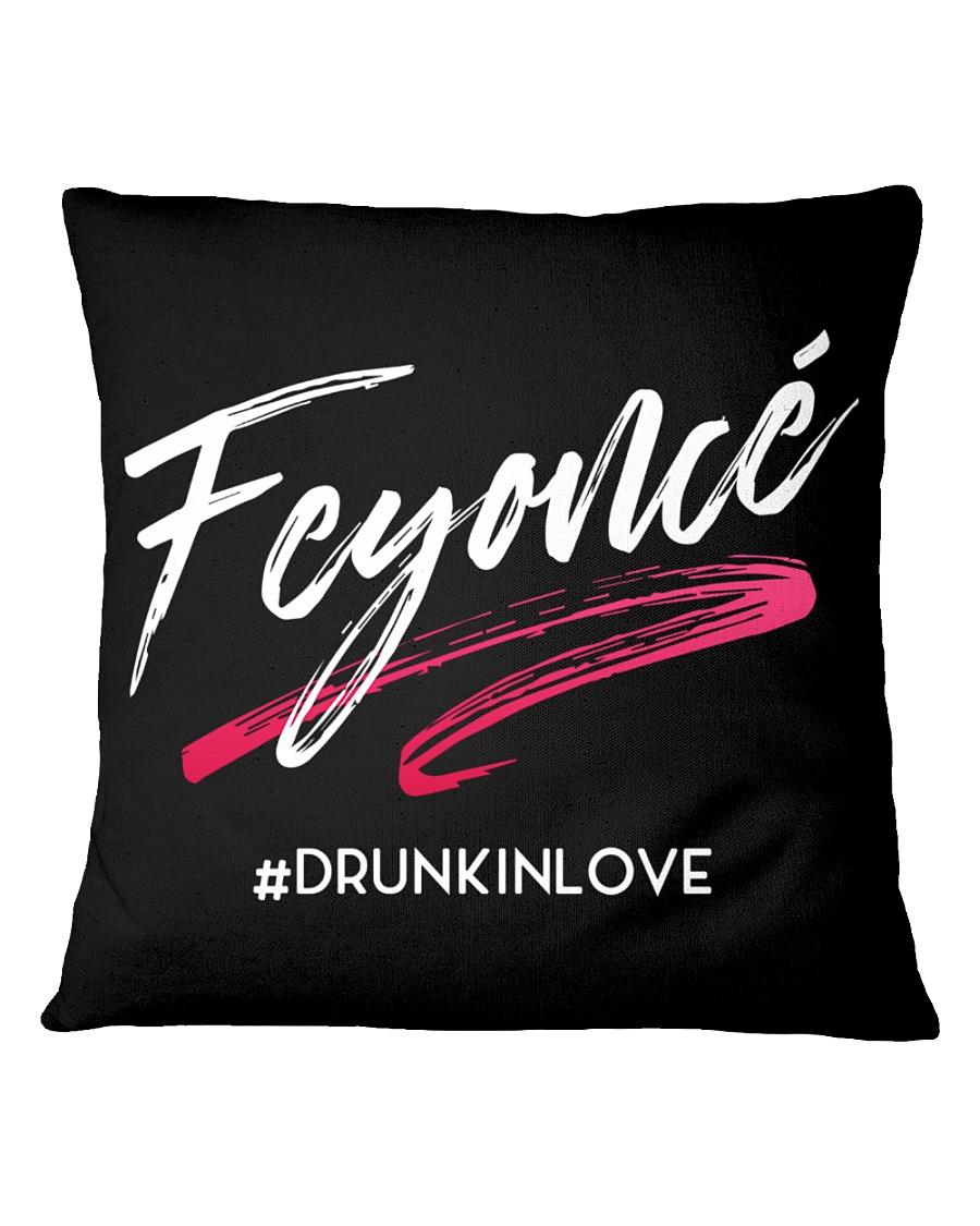 Feyonce Square Pillowcase