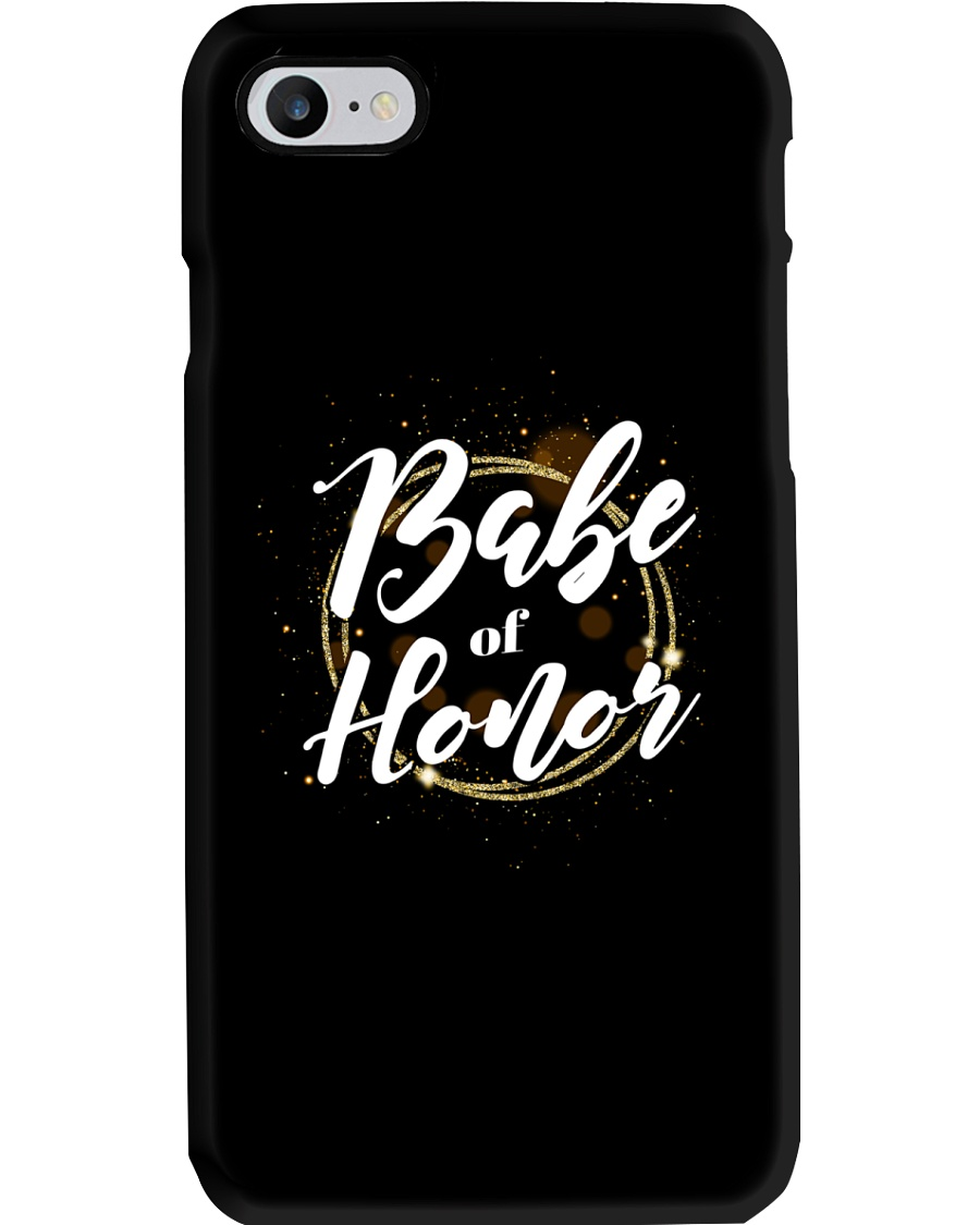 Babe of Honor Phone Case