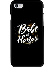 Babe of Honor Phone Case thumbnail