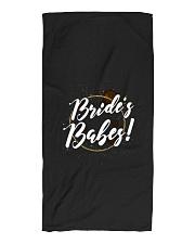 Bride's Babes Beach Towel thumbnail