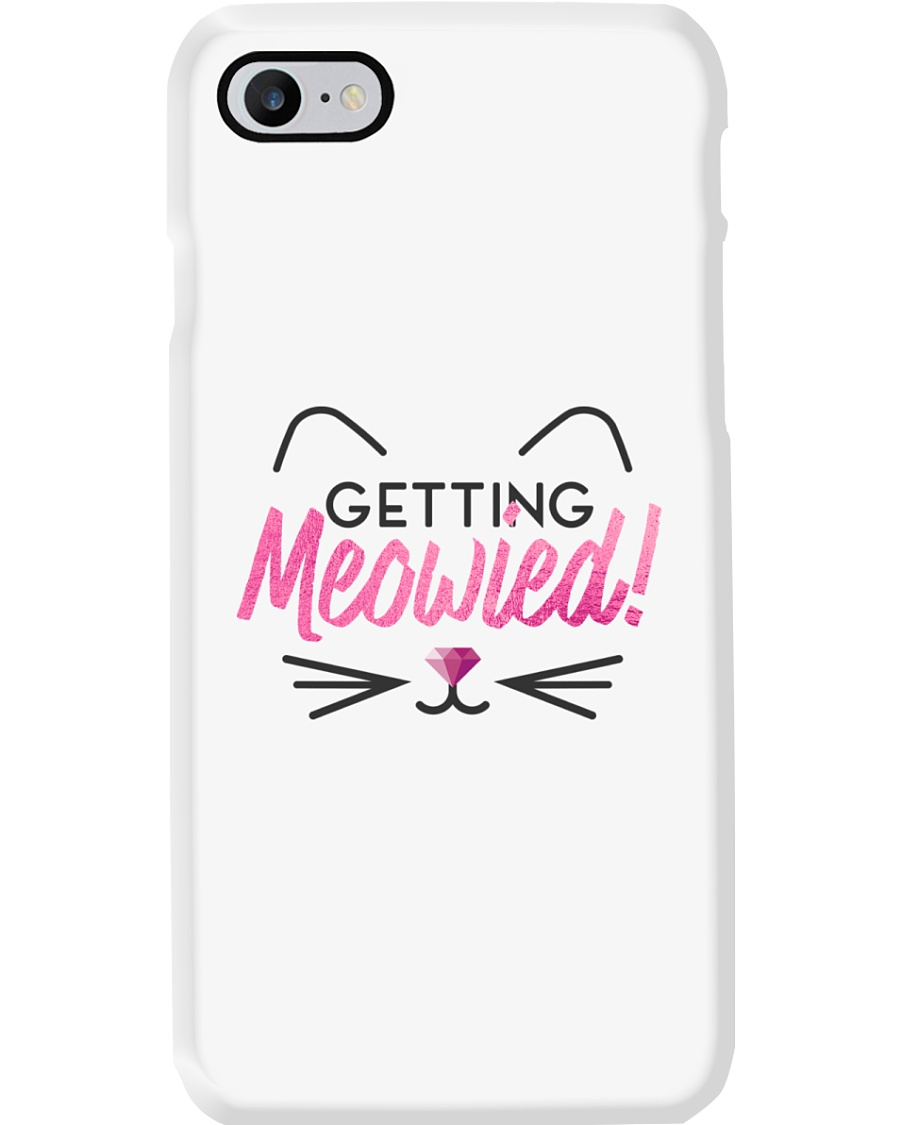 Getting Meowied Phone Case
