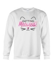Getting Meowied Crewneck Sweatshirt thumbnail