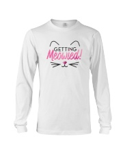 Getting Meowied Long Sleeve Tee thumbnail