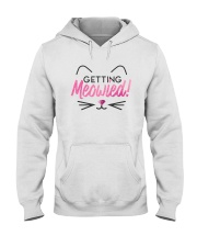 Getting Meowied Hooded Sweatshirt thumbnail