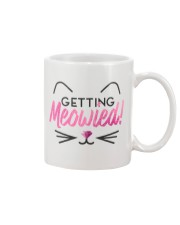 Getting Meowied Mug tile