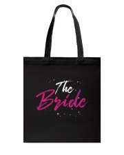The Bride Gang Tote Bag front
