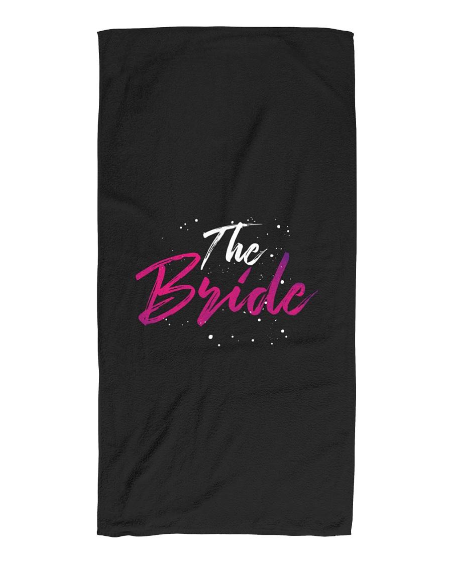 The Bride Gang Beach Towel