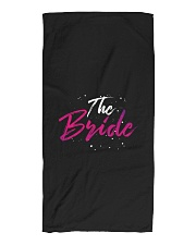 The Bride Gang Beach Towel front