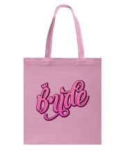 Bride Tote Bag thumbnail