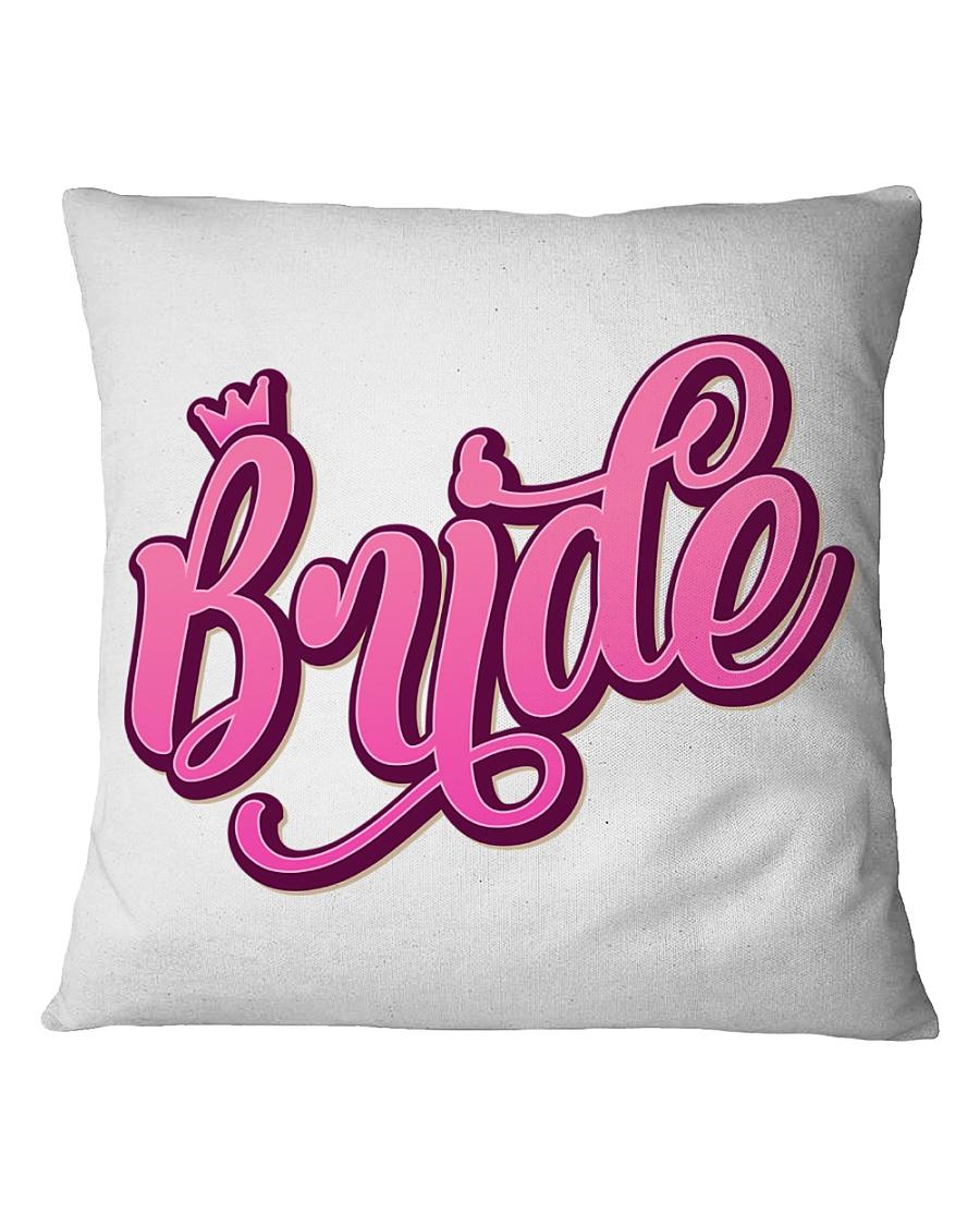 Bride Square Pillowcase