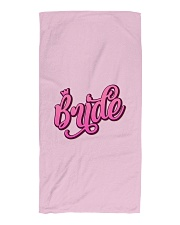 Bride Beach Towel thumbnail