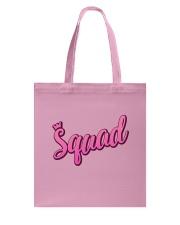 Squad Tote Bag back