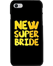 New Super Bride Phone Case thumbnail