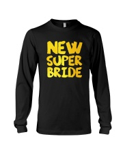 New Super Bride Long Sleeve Tee thumbnail