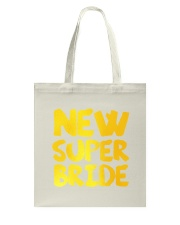 New Super Bride Tote Bag thumbnail