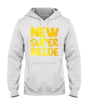 New Super Bride Hooded Sweatshirt thumbnail