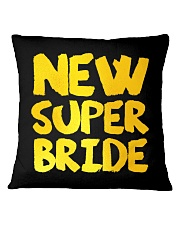 New Super Bride Square Pillowcase thumbnail