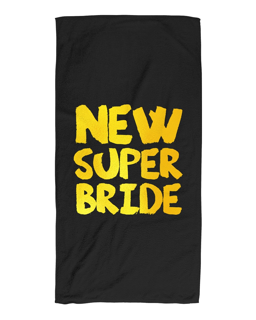New Super Bride Beach Towel