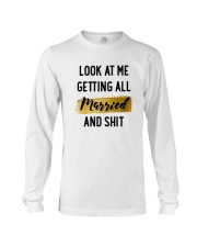 Look at me Getting all Married Long Sleeve Tee thumbnail