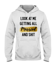 Look at me Getting all Married Hooded Sweatshirt thumbnail