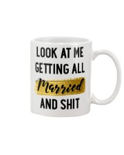 Look at me Getting all Married Mug thumbnail