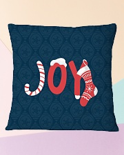 Joy Square Pillowcase aos-pillow-square-front-lifestyle-25