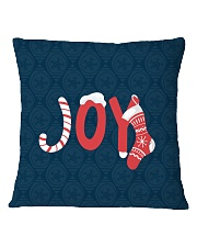 Joy Square Pillowcase front